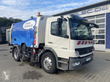 Used road sweeper Mercedes Atego 1524 LKO Eur 4 Kehrmaschin Viajet 6R/H TOP
