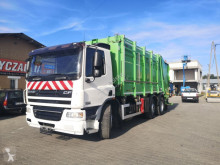 DAF CF 75.250 EURO V garbage truck mullwagen used waste collection truck