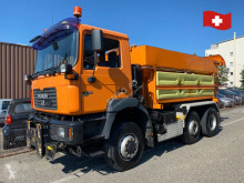 MAN road network trucks 26.414 6x4/4