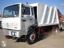 Used waste collection truck Renault