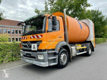 Mercedes waste collection truck AXOR 1833 L Müllwagen FAUN ROTCPRESS 516
