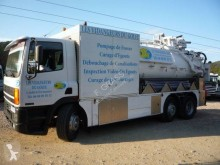 Maquinaria vial camión limpia fosas DAF 85 ATI 330