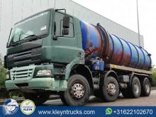 Maquinaria vial camión limpia fosas DAF CF 85.430