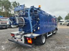 Maquinaria vial camión limpia fosas Nissan - ALTEON ROM COMBI WUKO DO CZYSZCZENIA KANAŁÓW