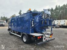 Nissan ALTEON camión limpia fosas usado