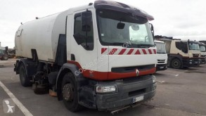 Eurovoirie Omnifant70 camion spazzatrice usato