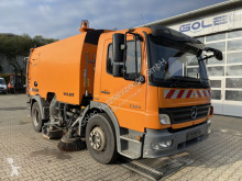 Mercedes Atego 1524 4x2 Kehrmaschine FAUN Viajet 6R/H used road sweeper