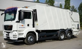 MAN TGS 26.320 used waste collection truck