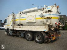 DAF 95 used sewer cleaner truck