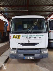 Renault washer truck Midlum 270.16 DCI