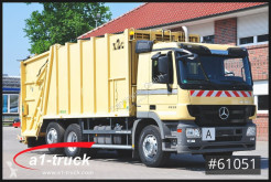 Mercedes waste collection truck Actros 2632 L, Haller X2C + Zoeller Delta 2301, TÜV NEU