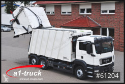 MAN TGS 26.320 Faun 524, Zöller 2301 used waste collection truck