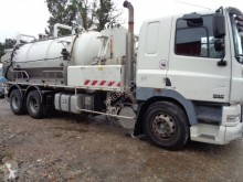 DAF CF85 380 used sewer cleaner truck