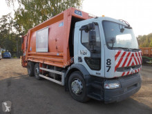 Renault waste collection truck vuilniswagen 320 DCI