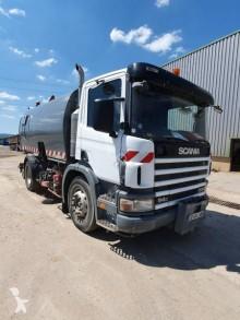 Scania used road sweeper