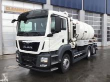 MAN TGS 28.400 used sewer cleaner truck