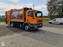 MAN TGM 18.240 used waste collection truck