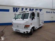Mercedes Vario road network trucks used special vehicles