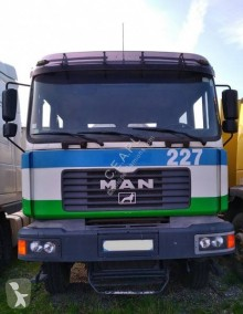MAN F2000 26.364 road network trucks used special vehicles