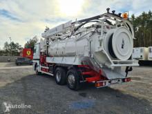 Maquinaria vial MERCEDES-BENZ - ADR WUKO KROLL KOMBI DO CZYSZCZENIA KANAŁÓW camión limpia fosas usado