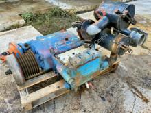 Maquinaria vial URACA KD 716-G HD-Pumpe Kanal Spül camión limpia fosas usado