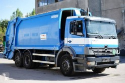 Mercedes Atego 2528 used waste collection truck