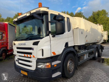Scania P 230 used waste collection truck