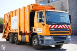 DAF CF75 250 used waste collection truck