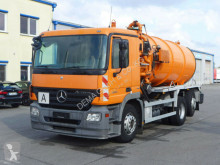 Camião limpa fossas Mercedes Actros 2532*Fäkalien*Vaccum*Euro5*Li