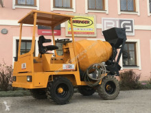 Vehículo de limpieza viaria vehículos especiales Messersi Messersi Fahrmischer 4x4