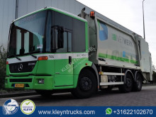 Mercedes Econic used waste collection truck