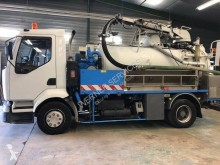 Renault Midlum 220.14 C used sewer cleaner truck