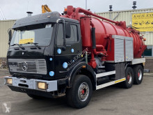 Mercedes sewer cleaner truck 2636 Vacuum Toilet 20.000L V10 Good Condition
