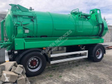 Assmann sewer cleaner truck