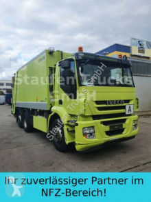 Iveco Stralis AD 260S36 ZÖELLER Pressmüll used waste collection truck