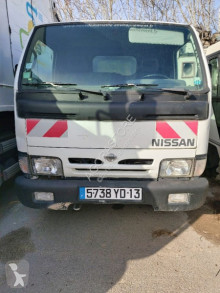 Nissan Cabstar used waste collection truck