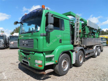 MAN TGA 35.440 8x2*6 Helmers Wassermeister used sewer cleaner truck