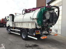 DAF CF 250 used sewer cleaner truck
