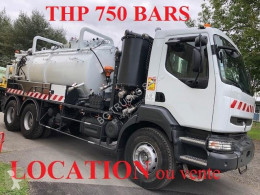 Renault sewer cleaner truck Kerax 340