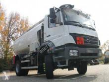 Maquinaria vial Mercedes Axor 1833 KN camión esparcidor de sal usado