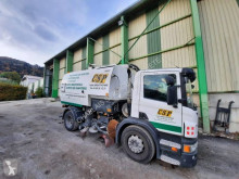 Scania road sweeper P 280