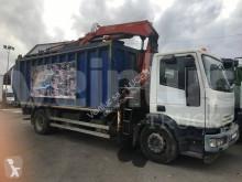 Iveco Eurocargo 180 E 28 tippvagn för sopor begagnad