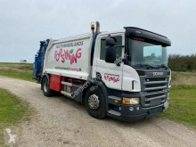 Scania waste collection truck P230 Müllwagen, NORBA RL 200, 12,5 cbm, Klima