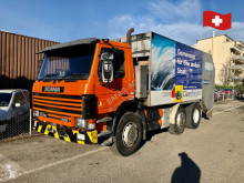 Scania waste collection truck p114 6x2/4
