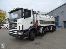 Scania 124-470 / KOLKZUIGER / / / 2003 used sewer cleaner truck