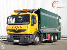 آلة لصيانة الطرق شاحنة قلابة للنفايات المنزلية Renault Premium 320