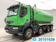 Renault Kerax 410 DXI used sewer cleaner truck