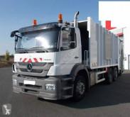Maquinaria vial Mercedes Axor 2529 L camión volquete para residuos domésticos usado