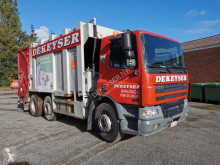 DAF CF75 310 used waste collection truck