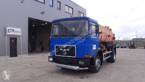 MAN sewer cleaner truck 17.192 (6 CYLINDER / MANUAL PUMP / 8000 L)